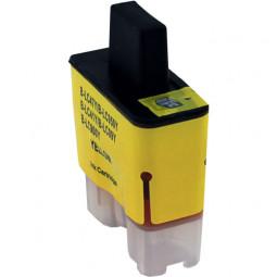 Kompatibel zu Brother LC900Y Tintenpatrone Yellow