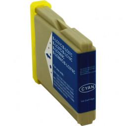Kompatibel zu Brother LC970C / LC1000C Tintenpatrone Cyan