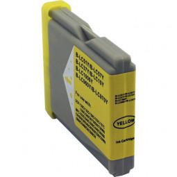 Kompatibel zu Brother LC970Y / LC1000Y Tintenpatrone Yellow