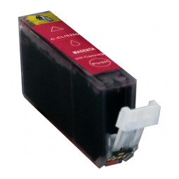 Kompatibel zu Canon CLI-526 Tintenpatrone Magenta mit Chip
