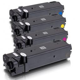 4er SPARSET Kompatibler Toner zu Dell 1320 (BK/C/M/Y)