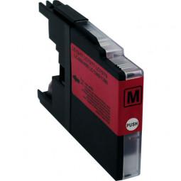 Kompatibel zu Brother LC-1240M Tintenpatrone Magenta