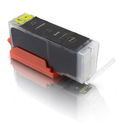 Kompatible Tintenpatrone für Canon PGI-550 Black inkl. Chip