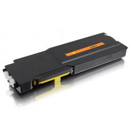 Kompatibler Toner zu Dell C3760 593-11116 / RGJCW Yellow (ca. 5.000 Seiten)
