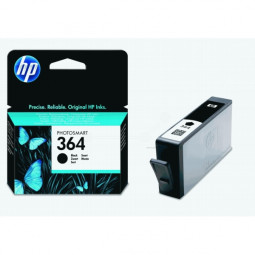 Original HP CB316EE / Nr. 364 Tinte Black