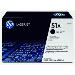 Original HP Q7551A / 51A Toner Black