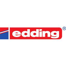 edding EDD-543 schwarz Tintenpatrone ersetzt HP 302XL (F6U68AE)