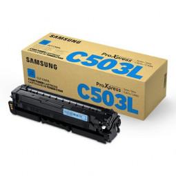 SAMSUNG CLT-C503L (SU014A) cyan Toner