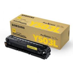 SAMSUNG CLT-Y503L (SU491A) gelb Toner