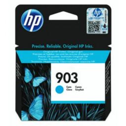 Original HP T6L87AE / 903 Tinte Cyan