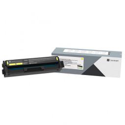 Lexmark C332HY0 gelb Toner